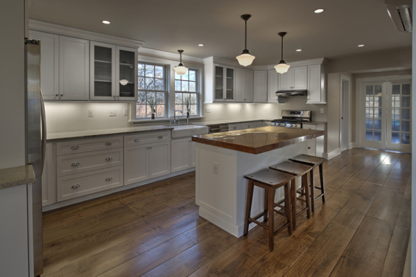 Contemporary Kitchen Reno